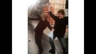Jace Norman And Sean Ryan Fox