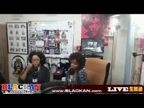 Black History Month Talk show on Blackan Radio Japan - Women's Panel