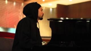 BOHEMIA playing piano - lag ja gale by Lata Mangeshkar. (Rare Video)