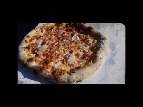 Wood Fired Pizza Oven Rocket Stove. Lighting and Cooking