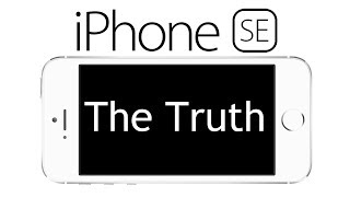 The Truth about iPhone SE being sold again!