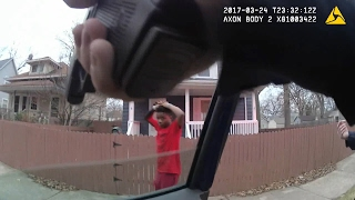 Grand Rapids Police stop 5 unarmed black youths at gunpoint