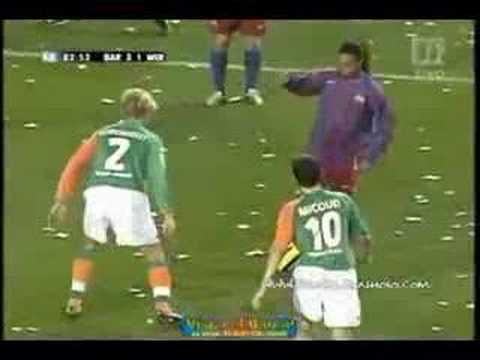 Ronaldinho Skills video