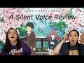 Koe No Katachi A Silent Voice 2016 Review