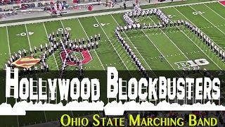 34 Hollywood Blockbusters 34 Ohio State Marching Band 10 26 2013