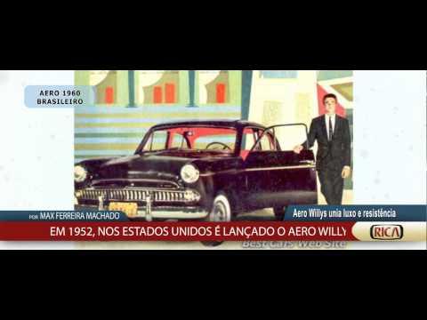 Documentário sobre o Aero Willys