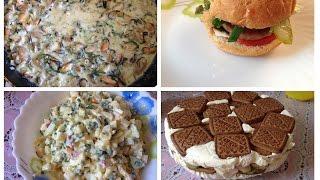 КУЛИНАРНЫЙ Vlog: Домашняя кухня***ЧТО ПРИГОТОВИТЬ? №6