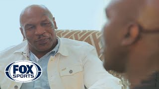 Mike Tyson and Evander Holyfield rehash the