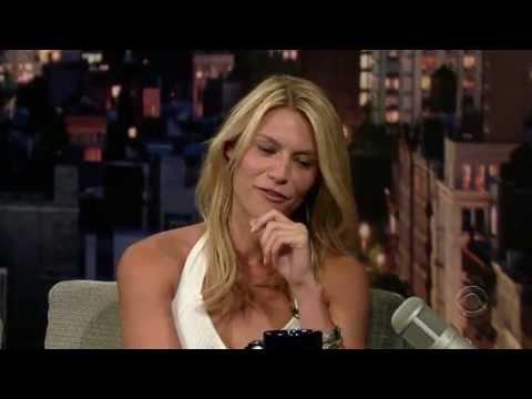 Claire Danes David Letterman.(6.27.07)