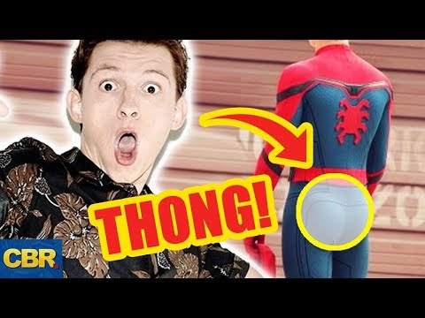 Secrets About Tom Holland's Spider-Man That'll Crack You Up! thumbnail