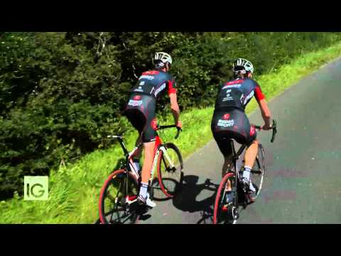 Tour of Britain 2012 - Insight into Stage 7