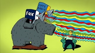 How Fox News Brainwashed Her Dad