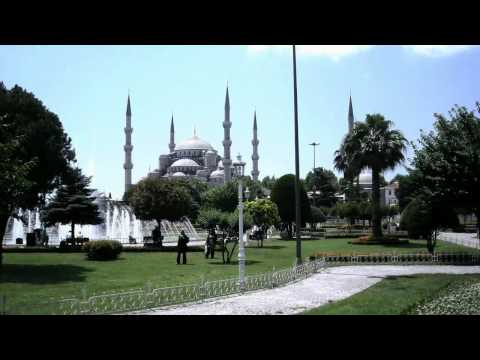 Sultan Ahmed Camii Blue Mosque Istanbul Turkey by BK Bazhe.com