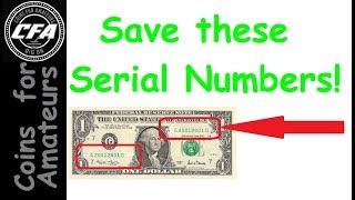 What is a Fancy Bank Note | Valuable Serial Numbers | Rare Collectable bills