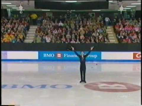 ☆ 2006 Nationals SP Patrick Chan (TSN)