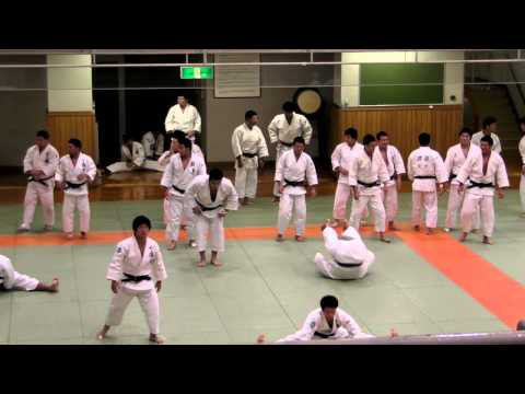 Judo Training - Kodokan Japan Image 1