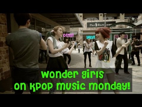 Wonder Girls like This video