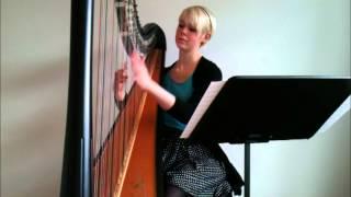 """Michael Buble Video - Michael Bublé """"Everything"""" - Harp arrangement"""