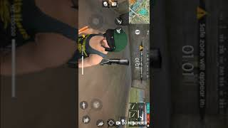 A gameplay of Garena Free Fire – Winterlands by infant
