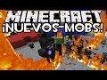 Minecraft: NUEVOS MOBS Vampiros, Magos & Ogros (100% Vanilla)