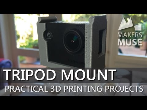 Turnigy Tripod Mount - Practical 3D Printing