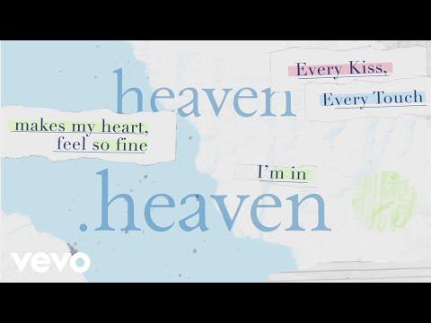 Afgan  Isyana Sarasvati  Rendy Pandugo   Heaven  Lyric Video