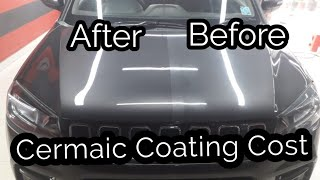 Ceramic Coating On Brezza SUV Crossovers Cost | Pros And Cons | Pricing | Warranty