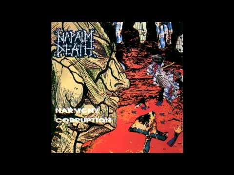 Napalm Death - Hiding Behind