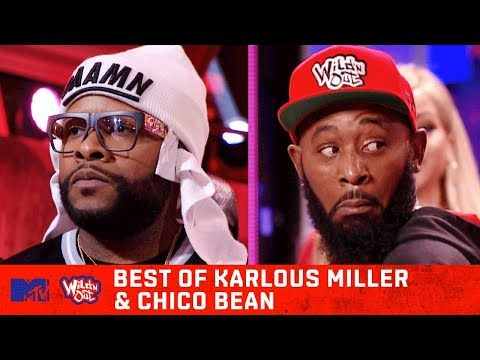 Name A Better Duo Than Chico Bean & Karlous Miller… I'll Wait 🎤   Wild 'N Out   MTV