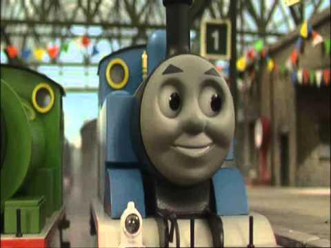 Thomas and the Birthday Picnic Music Change - YouTube