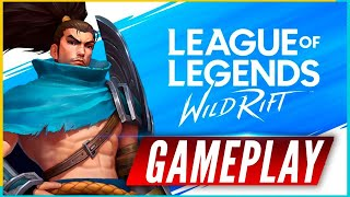 WILD RIFT GAMEPLAY OFICIAL y NOVEDADES