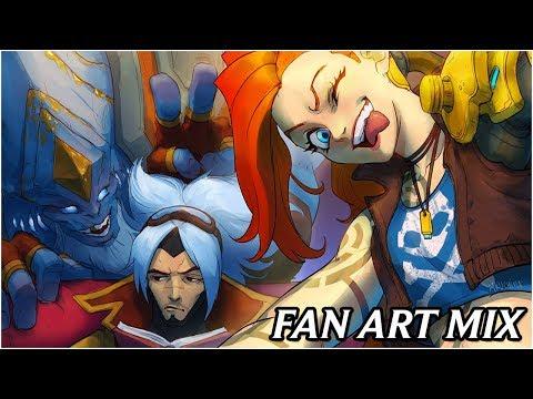 Odyssey Fan Art Mix | League of Legends Community