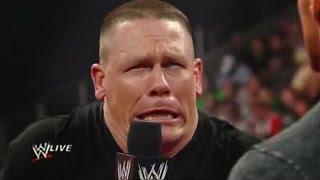 Top 10 Best Moments: John Cena