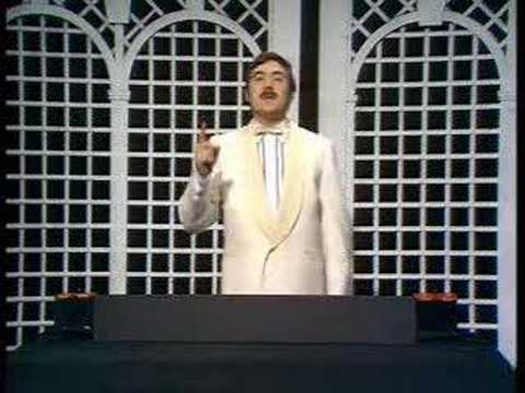 Monty Python's Flying Circus - Musical Mice Video