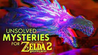 10 Mysteries to be SOLVED in Breath of the Wild 2? (ft. Commonwealth Realm)