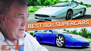 The Grand Tour: 90s cars