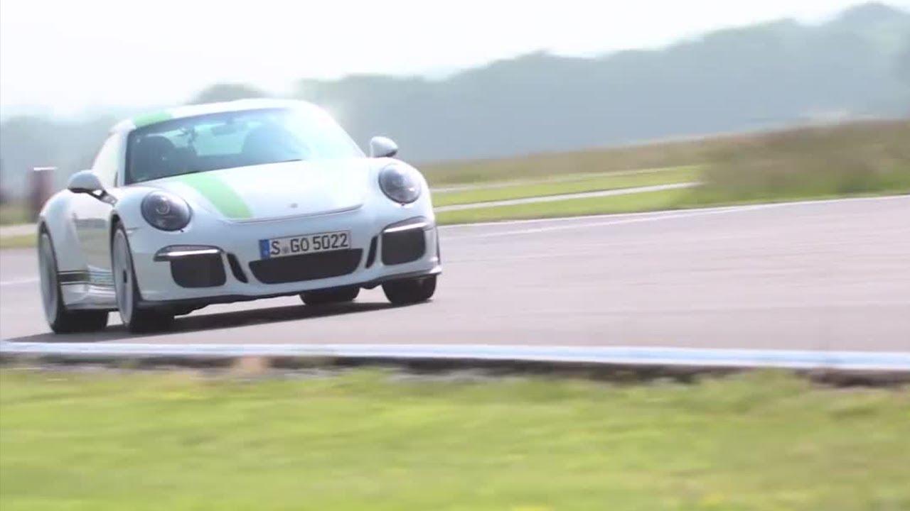 Porsche 911 R Walkaround With Chris Harris - Top Gear