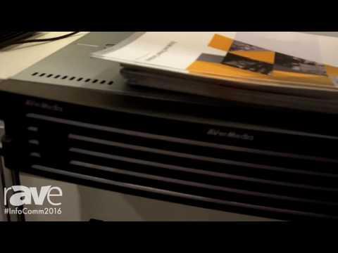 InfoComm 2016: AVerMedia Showcases RS9260 4K HEVC HDMI Encoder