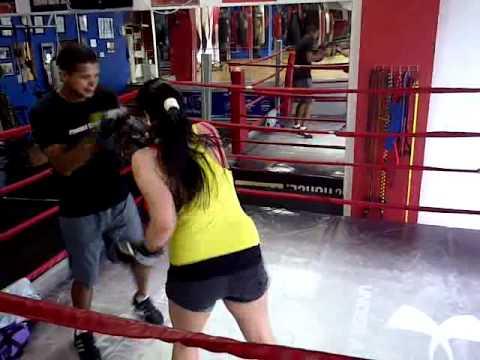 Panama Knockout.. trainning - yamile
