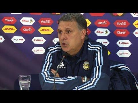 Argentina feel 'uneasiness' after unconvincing win over Jamaica