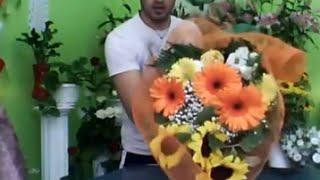 II° Lezione de IL FIORISTA: Creare un fascio lungo di fiori
