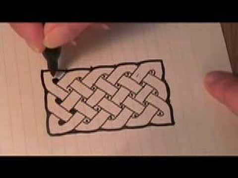 how to make celtic pattern