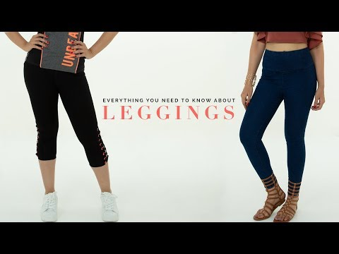 The Ultimate Leggings Styling Guide