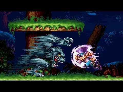IGN Plays Nightmare Busters, a New Super Nintendo Game