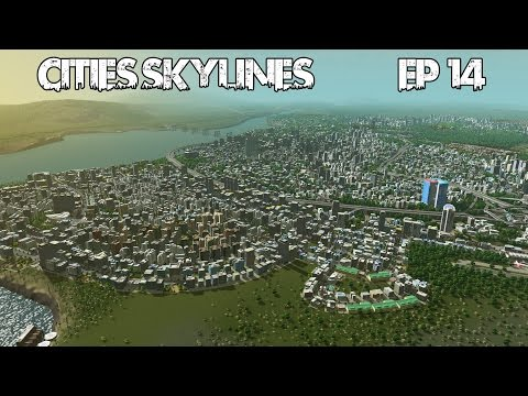 Cities Skylines - Ep 15 - Pollution city