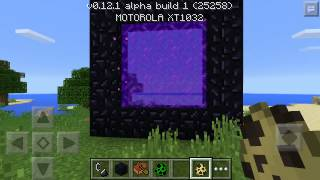 Minecraft PE 0.12.1 beta 1 •apk para android