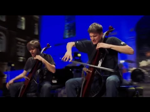 2CELLOS - You Shook Me All Night Long [LIVE in Dubrovnik]