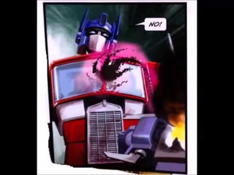 IDW:Optimus Prime Vs Nemesis Prime+TF Comic Review!