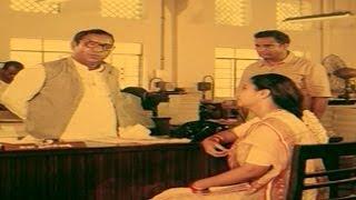 Chantabbai Movie    Back To Back Srilakshmi Comedy Scenes    Chiranjeevi,Suhasini