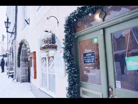 ЧЕМ ЗАНЯТЬСЯ ЗИМОЙ В ТАЛЛИННЕ // Рождественские каникулы в Эстонии